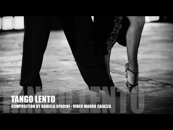 TANGO LENTO - DANIELA SPADINI