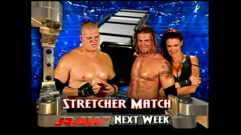 John Cena Vs Snitsky - Lumberjack Match - RAW 18.07.2005