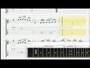 Danza De Las Hachas Gaspar Sanz 1640 1710 Acoustic guitar tablature