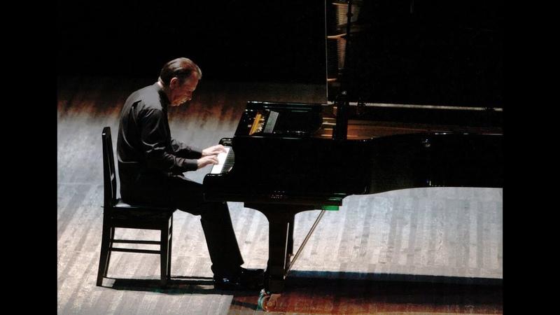 Mikhail Pletnev plays Liszt Nuages gris, S.199 – live 2018