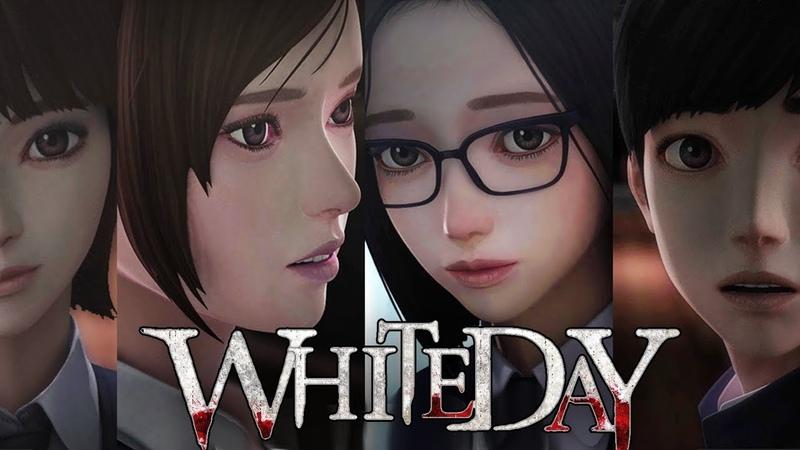 КОРЕЙСКИЙ ШКОЛЬНЫЙ ХОРРОР - White Day: A Labyrinth Named School