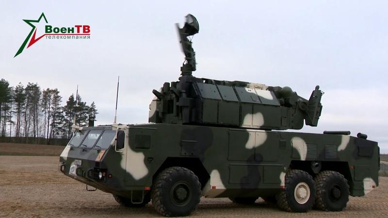 Военное обозрение (13.12.2018) ЗРК «Тор-М2»
