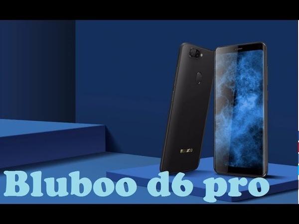 Канал Xуtshiy Obzor рассказал о BLUBOO D6 Pro