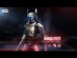 Разблокируйте Джанго Фетт в игре Star Wars Galaxy of Heroes!