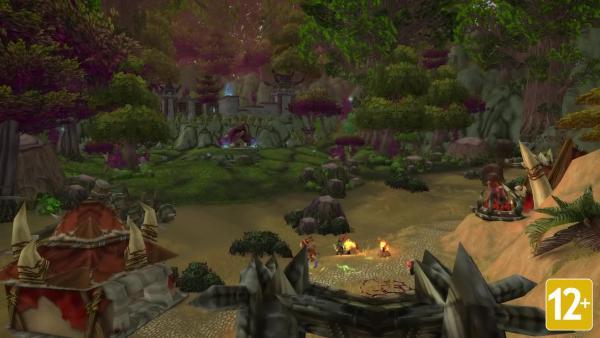 World of Warcraft ролик Обновления PvP в Волнах Возмездия