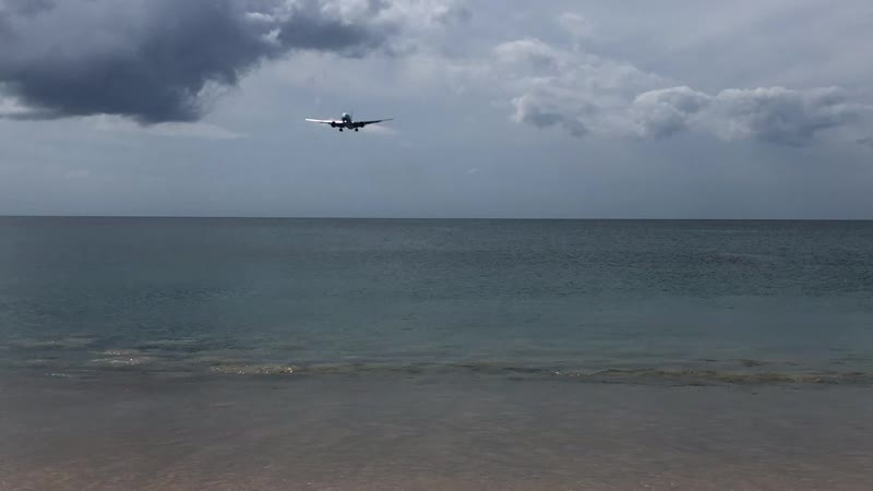 Mai Khao, пляж где садятся Самолеты 🛩 ✈️ ✈️