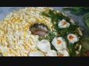 Салат Купеческий, цыганка готовит. Мясной салат. Gipsy cuisine