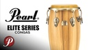 Pearl Elite Oak Congas