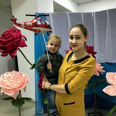 Елена Быкадорова