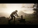 Red Dead Redemption 2 — Русский геймплейный трейлер игры #2 4K, 2018