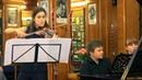 Франк - Соната для скрипки и фортепиано - Анна Трухина, Михаил Дубов - IV. Allegretto poco mosso Москва, 2017