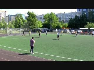 Первая лига 6х6. Лучшие голы сезона весна-осень 2018.