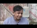 Интервью с Митхуном на съёмках фильма Красный перец чили Shukno Lanka 2010