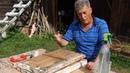 Обработка урожая табака сохранение листа в плагах для кручения сигар и курительной трубки