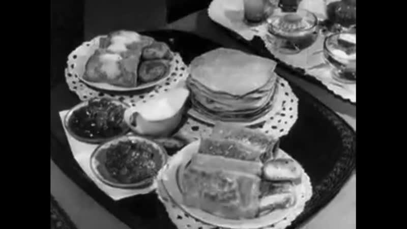 Об организации общественного питания в Смоленске, киножурнал Наш край № 24, 1983 год.