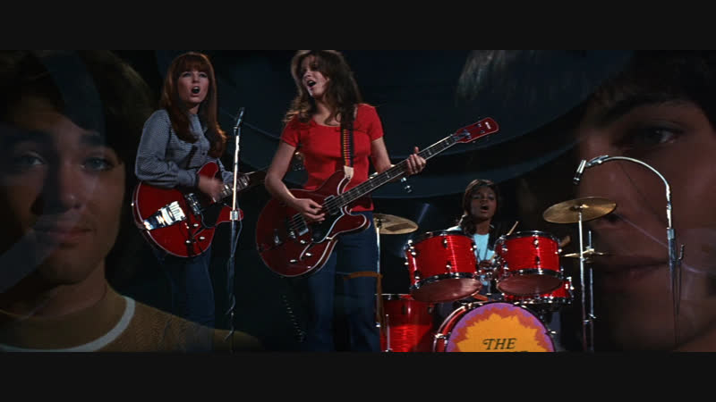 «Изнанка долины кукол» (1970) - драма, комедия, музыка. Расс Мейер