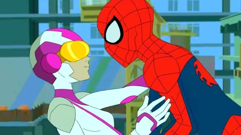 Marvel Человек паук 2017 сезон 1 серия 15, Чудачка в прямом эфире