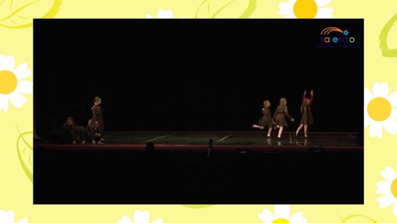 """Вот оно чудо - праздничный концерт """"звездочек"""" из """"Talento"""" на праздник 9-го мая!"""