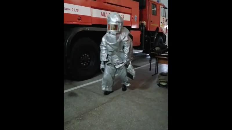 Теплоотражающий костюм ТОК-800👌