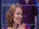 CD:UK INTERVIEW: KYLIE MINOGUE ANSWERS FANS QUESTIONS - 2000