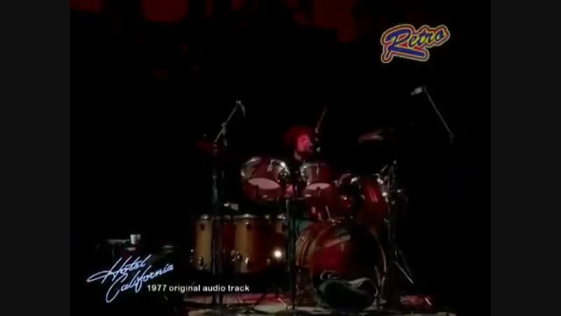 Eagles - Hotel California (video-audio edited remastered) HQ