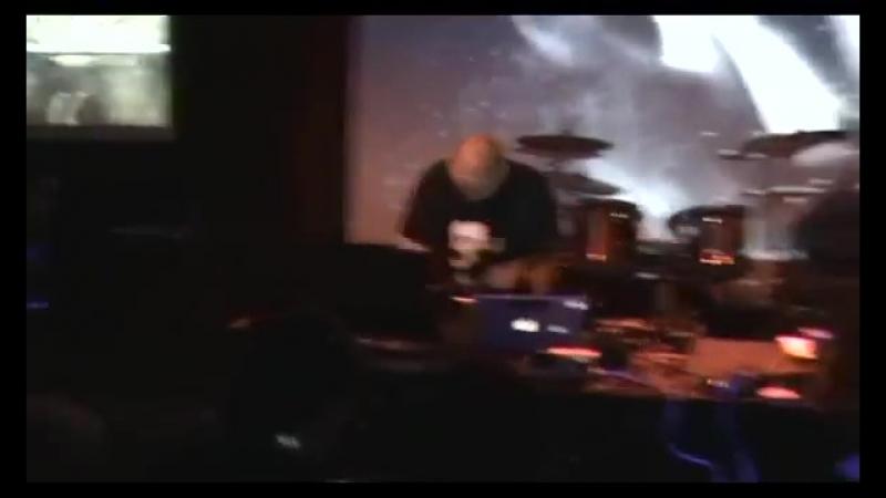 SCORN Mick Harris Live at 16 TONS club Moscow 17 03 2011 MXN Full Leng