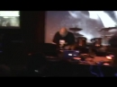 SCORN (Mick Harris) - Live at 16 TONS club, Moscow (17.03.2011) [MXN] _Full Leng