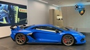 Lamborghini Aventador SVJ in Blu Le Mans w/ Leirion Forged Bronze Rims - FIRST Unit in Singapore!