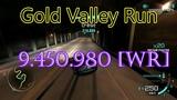 """NFS Carbon  Drift  """"Gold Valley Run""""  9.450.980 WR  Dodge Viper SRT-10 ACR  Keyboard"""