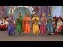 Индийский танец. Старшая группа детсада № 160 г. Одесса 2016.