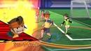 Inazuma Eleven Go Strikers 2013 Raimon Vs Inazuma Girls Wii 1080p (Dolphin/Gameplay)