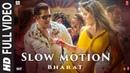 Full Video Slow Motion Bharat Salman Khan,Disha Patani Vishal Shekhar Feat.Nakash A,Shreya G