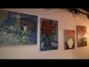 «Осенние цветы» Мустафы Муртазаева – художника без кистей рук