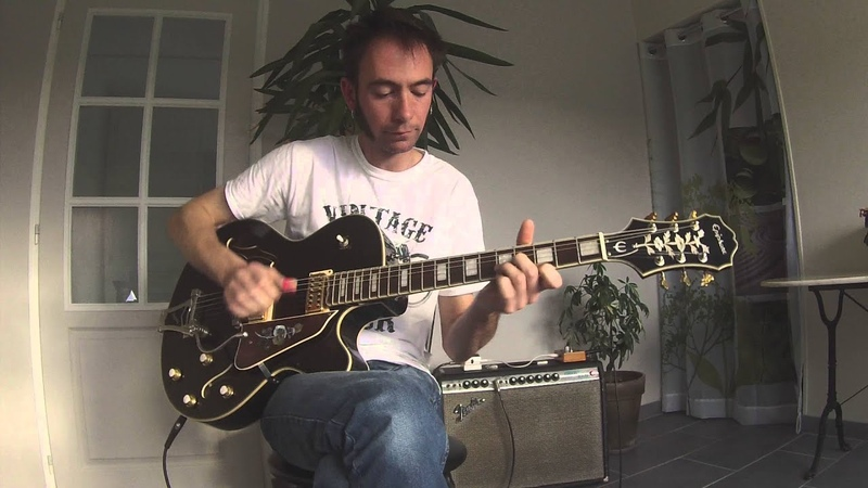 Mr Sandman Chet Atkins cover reprise Damien Pineau