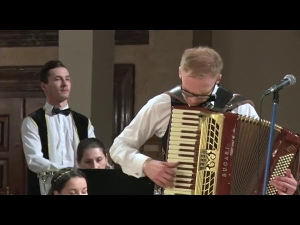 Б.Мирончук Концертная самба