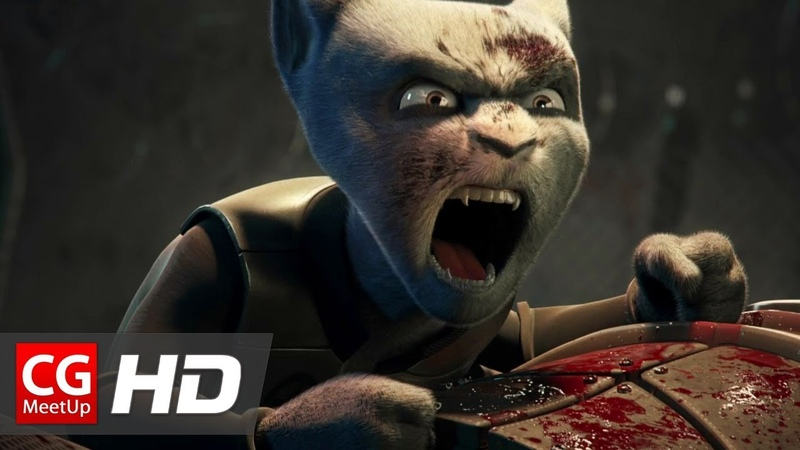 CGI Animated Short Film Alleycats by Blow Studio CGMeetup