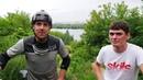 КАК ПРЫГАТЬ ТРАМПЛИНЫ на горном велосипеде Дорога к эндуро 4 с Антоном Румянцевым