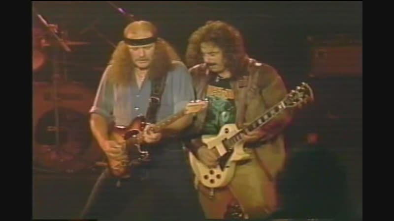 The OUTLAWS - Green Grass And High Tides ( Live In Philadelphia , USA \ 1982 г )