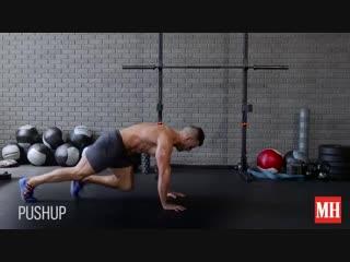 52 лучших упражнения для рельефа и прокачки тела