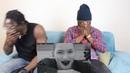 Иностранцы смотрят клип IC3PEAK - Смерти Больше Нет