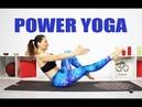 POWER YOGA para los ABDOMINALES 30 min FLOW | MalovaElena