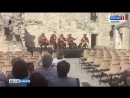 Хакасский народный ансамбль песни и танца «Жарки» покорил Францию.