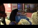 [Miss Katy] Катя в Дубаи День 3 делает make-up кошечки в детском городке профессий Кидзания