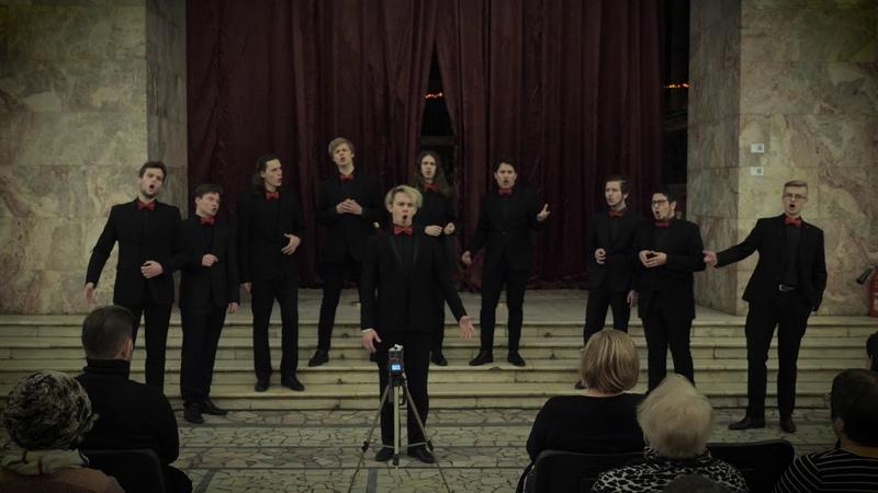 Вокальный ансамбль Tendrils в Российском этнографическом музее