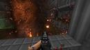 Doom the Way id Did E1M3 Fuel Synthesis Brutal Doom v21 RC1