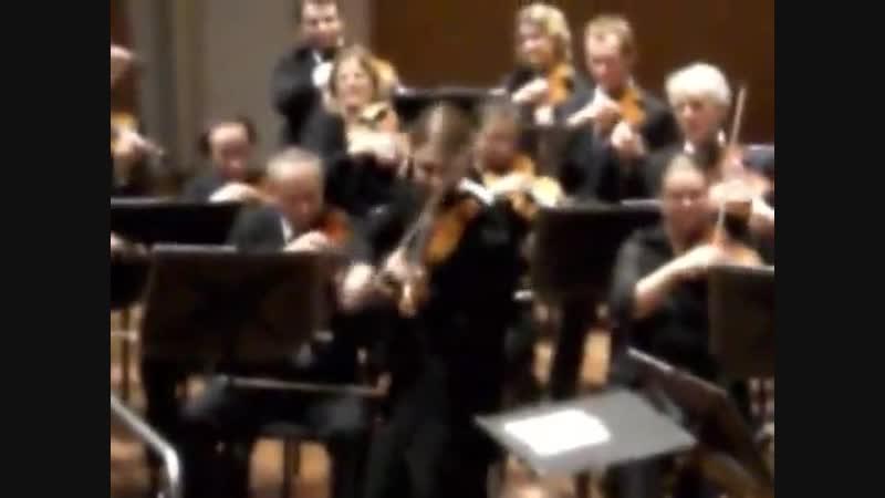 26.10.2008 Netherlands, Eindhoven Brahms Violin Concerto-5