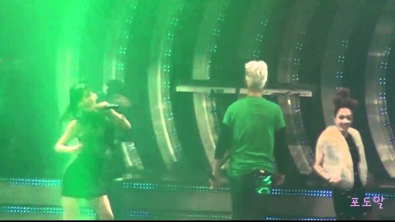 101204 YG Family Concert Lollipop