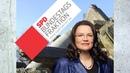 Andrea Nahles Die Trümmerfrau der SPD