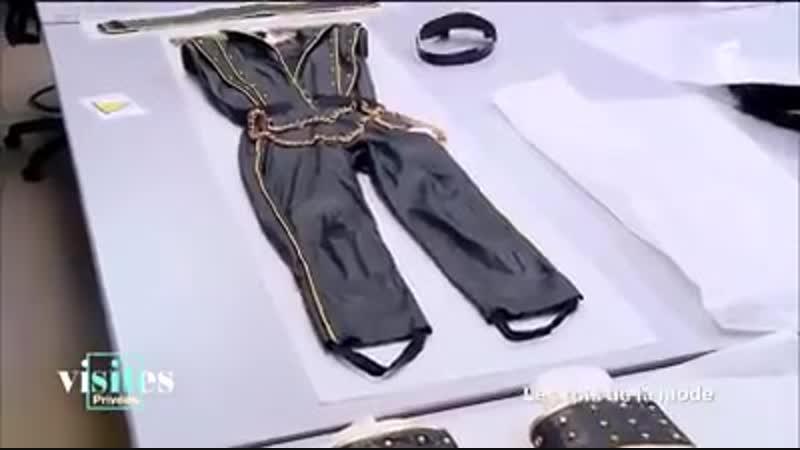 О костюме Далиды в клипе Chanteur des annees 80