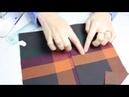 Обработка шлицы и низа юбки